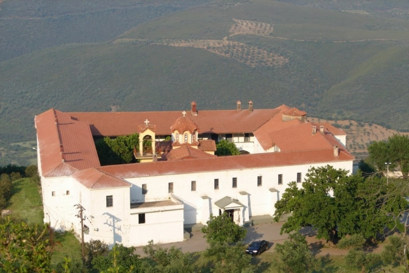 Holy Monastery of Voulkanos